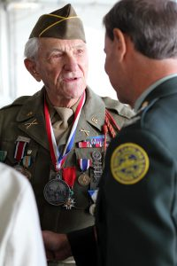 Scammers target veterans